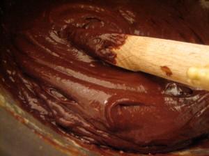 Baby Lava Cake Batter