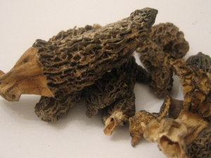 Not impossible or inadvisable to get at home, but expensive and rare items like morel mushrooms are a better value than your run-of-the-mill ingredients.