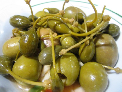 Perfect Spanish olives make perfect Spanish olive oil
